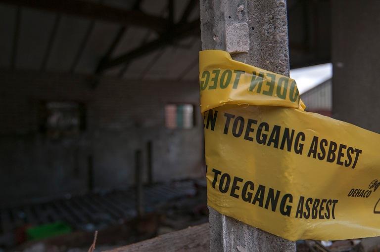 Toegang asbest