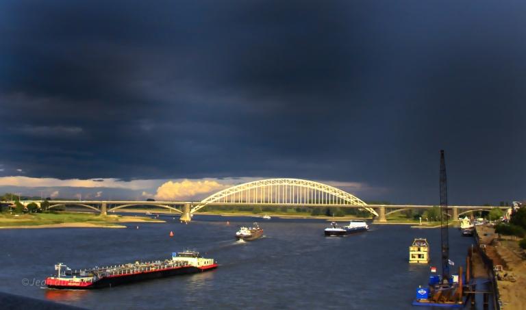 De Waalbrug Nijmegen