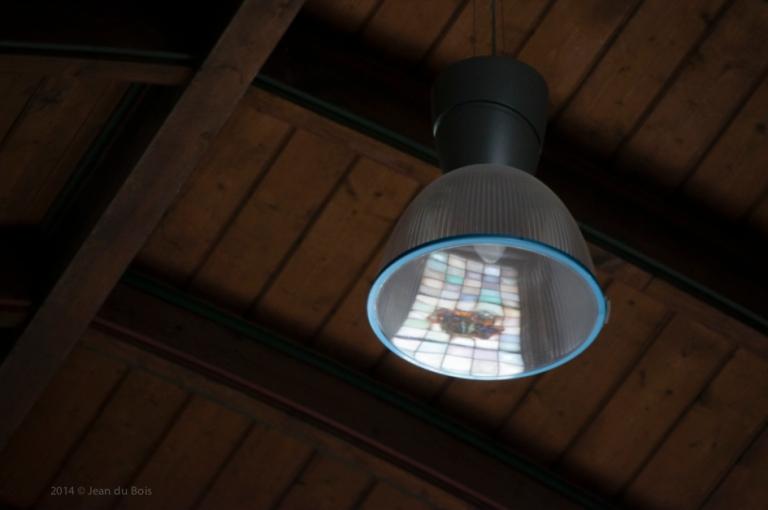 Lamp reflectie (1 van 1)